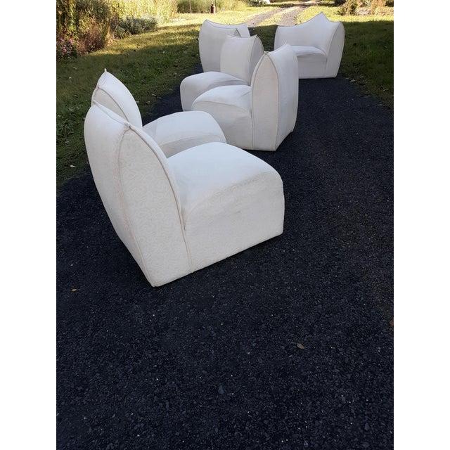 White Mario Bellini for B&b Italia Le Bambole 6 Piece Sectional Sofa For Sale - Image 8 of 13