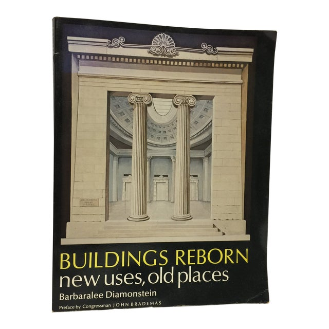 1978 Buildings Reborn Book For Sale