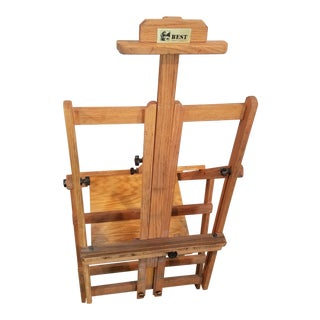 Best Wooden Artist Easel For Sale