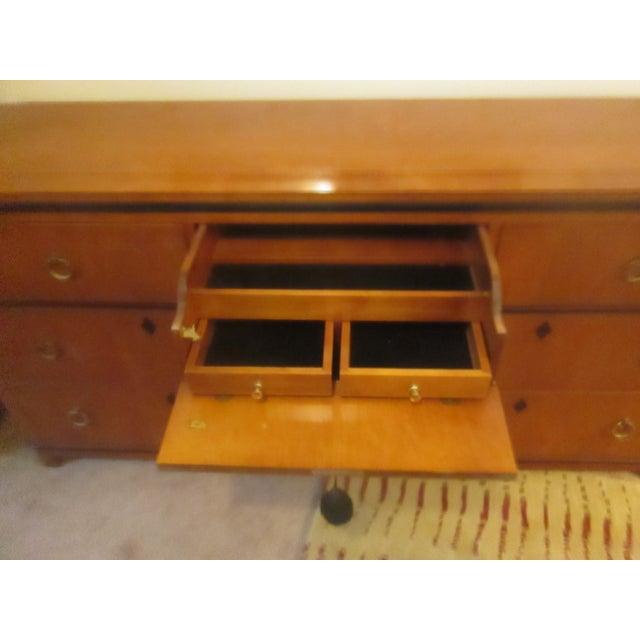 National Mt. Airy Biedermeier-Style Dresser For Sale - Image 4 of 4