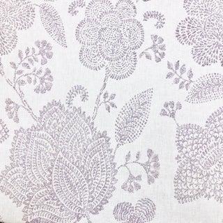 Boho Chic Lee Jofa Medina Linen Designer Fabric by the Yard For Sale