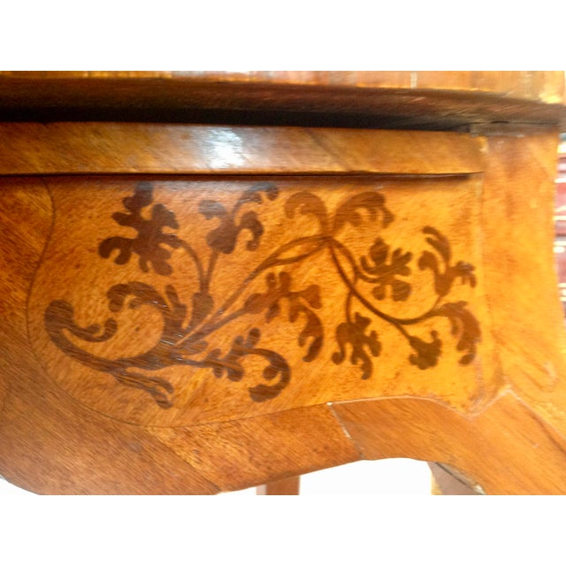 ior 19th Century French Inlaid Vanity For Sale - Image 11 of 13