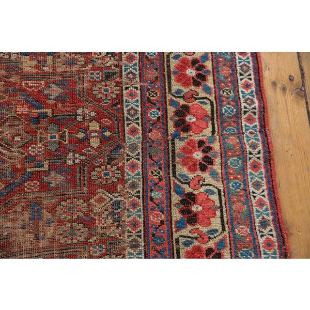 """Antique Kurdish Carpet - 5'10"""" x 8'1"""" For Sale - Image 10 of 13"""
