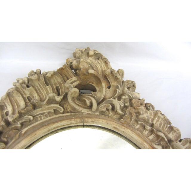 German Acanthus Leaf Mirror - Image 2 of 10