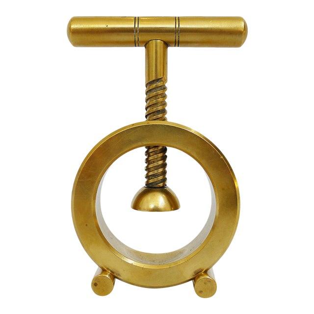 Brass Nutcracker by Carl Auböck For Sale