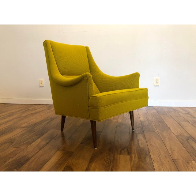 Milo Baughman Thayer Coggin Chair For Sale - Image 10 of 10
