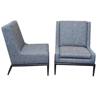Pair of Lounge Chairs by Martin Brattrud of California For Sale
