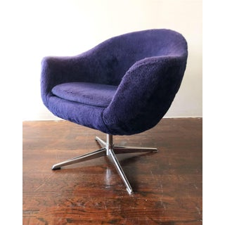 Arthur Umanoff Mid Century Modern Bucket Lounge Chairs - a Pair Preview