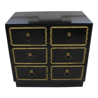 Hollywood Regency Vintage Dorothy Draper for Heritage Chest of Drawers
