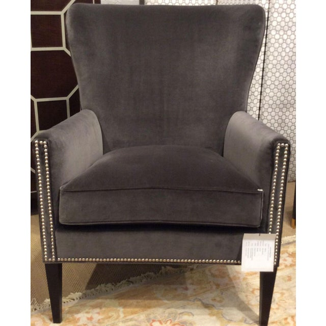 Hickory Chair Samuel Wing Chair - Image 2 of 8