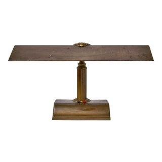 Art Deco Fluorescent Desk Lamp - Needs Restoration For Sale