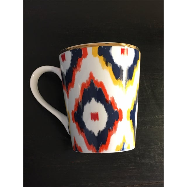 C. Wonder Multicolor Ikat Mugs - Set of 6 - Image 4 of 6