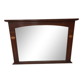 Stickley Harvey Ellis Mission Mirror For Sale