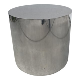 Aluminum Pedestal Table