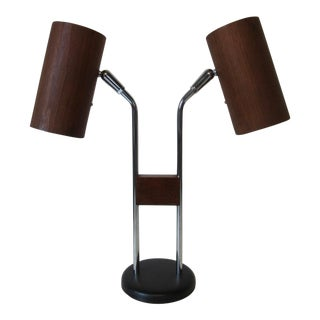 Mid Century Vintage George Kovacs Table Lamp For Sale