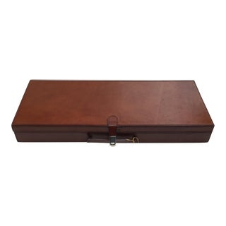 Traditional Leather Box