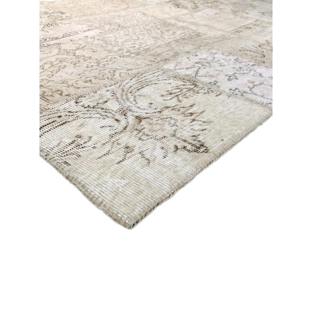 "Pasargad Patchwork Collection Rug- 5' 1"" X 8' - Image 2 of 3"