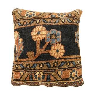 Vintage Hamadan Pillow For Sale