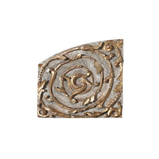16th Century Antique Rococo Fragment Panel For Sale