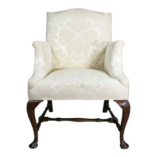 George I Walnut Armchair For Sale