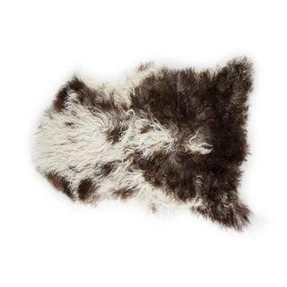 """Contemporary Natural Sheepskin Pelt - 2'1""""x3'0"""" Preview"""