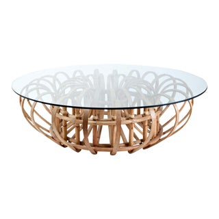 Aiden Coffee Table, Natural For Sale