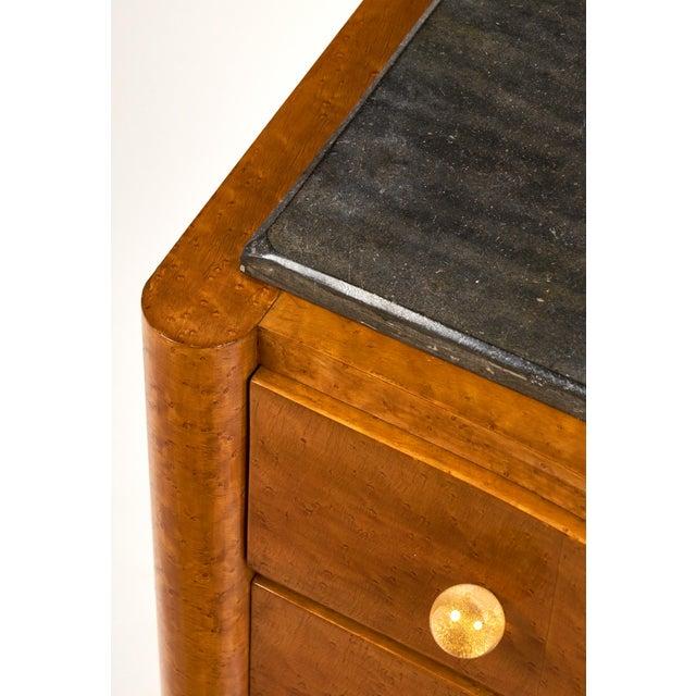 Art Deco Period Bird's-Eye Maple Dresser - Image 7 of 10