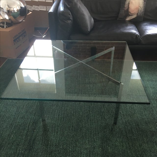 Barcelona Table by Knoll - Image 2 of 3