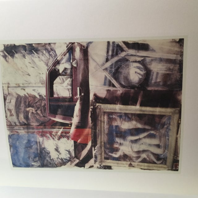 Robert Rauschenberg: Anagrams, Arcadian... - Image 8 of 9