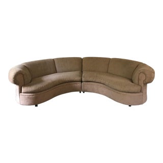 2000s Vintage Century Furniture Sofa