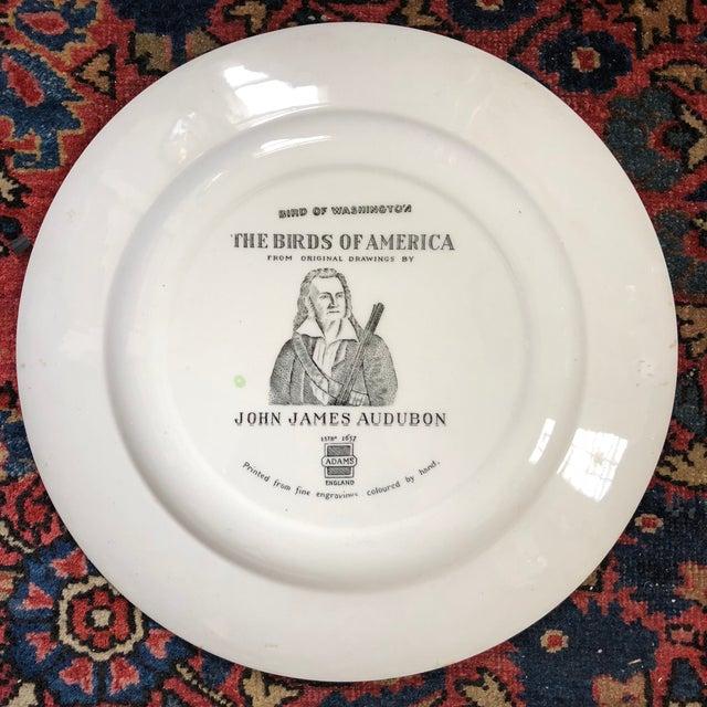 John James Audubon Antique Adams England Audubon Birds of America Plates- Set of Four For Sale - Image 4 of 11