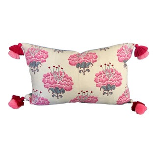 "Custom Katie Ridder ""Peony"" Pillow Cover For Sale"