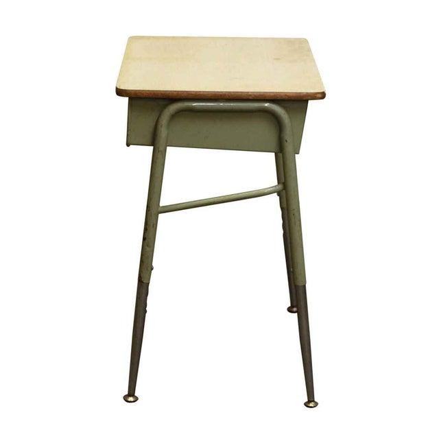 Mid-Century High School Desk - Image 3 of 4