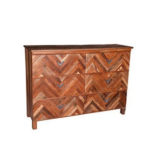 Rustic Tanner 6-Drawer Chest Preview
