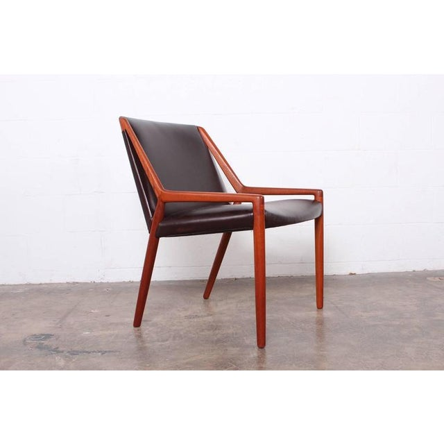 Lounge Chair by Ejner Larsen and Axel Bender Madsen for Willy Beck - Image 10 of 10