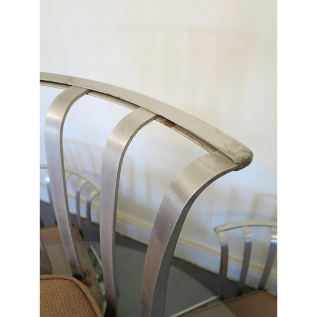 Mid-Century Modern Russell Woodard Aluminum Patio Furniture - A Set - Image 7 of 9
