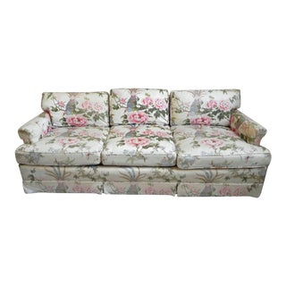 1980s Vintage Henredon Classic Design Sofa For Sale