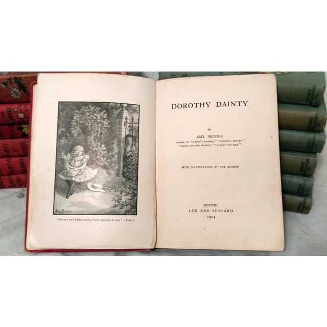 Antique Dorothy Dainty Books - Set of 13 - Image 8 of 11