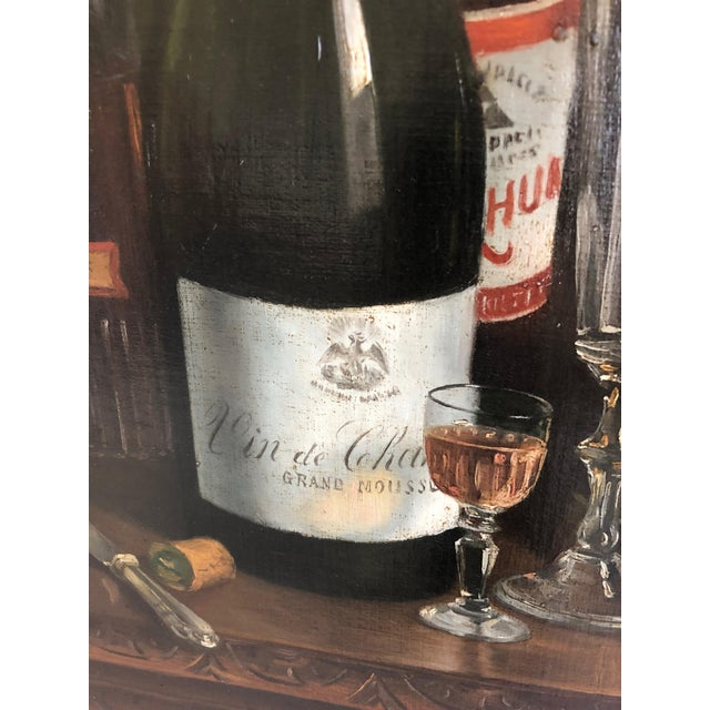 Realist Still Life by Francois Abel For Sale - Image 4 of 13