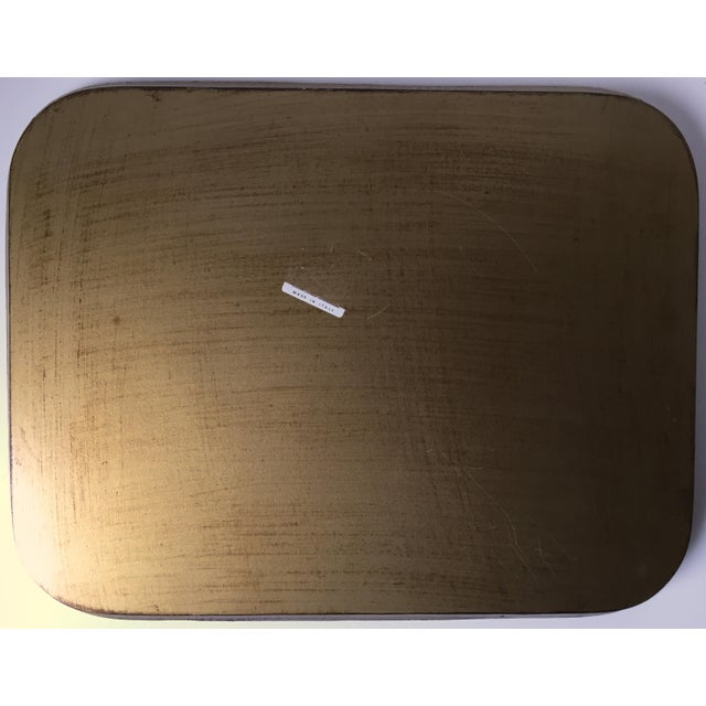 Italian Gilt Wood Serving Tray - Image 5 of 5