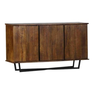 Erdos + Ko Home Wood Market Sideboard