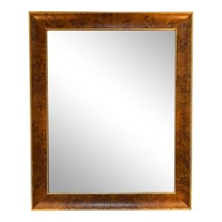 Traditional Birdeye Maple Wall Mirror