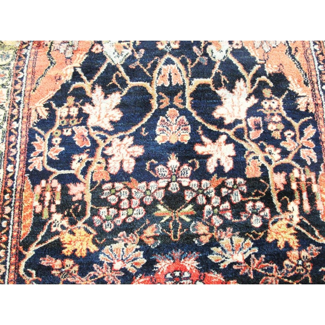Textile Antique Persian Bakhtiari Runner For Sale - Image 7 of 12