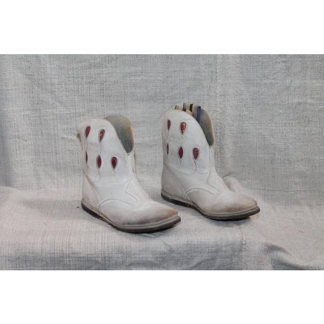 Collection of 1930s Children's Cowboy Boots - Image 6 of 10
