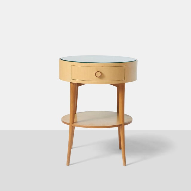 Pair of Joaquim Tenreiro Side Tables For Sale In San Francisco - Image 6 of 10