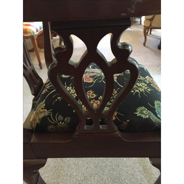 Vintage Ethan Allen Corner Chair - Image 5 of 5