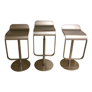 Lem Piston Stools - Set of 3 For Sale