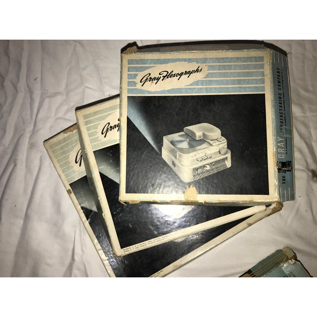 Vintage Audograph Dictator Set For Sale - Image 5 of 8