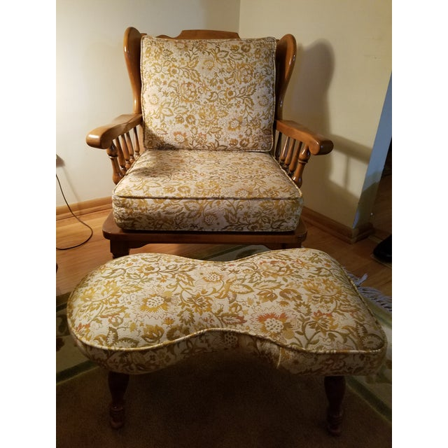 Colonial Arm Chair by Conant Ball - Image 2 of 3