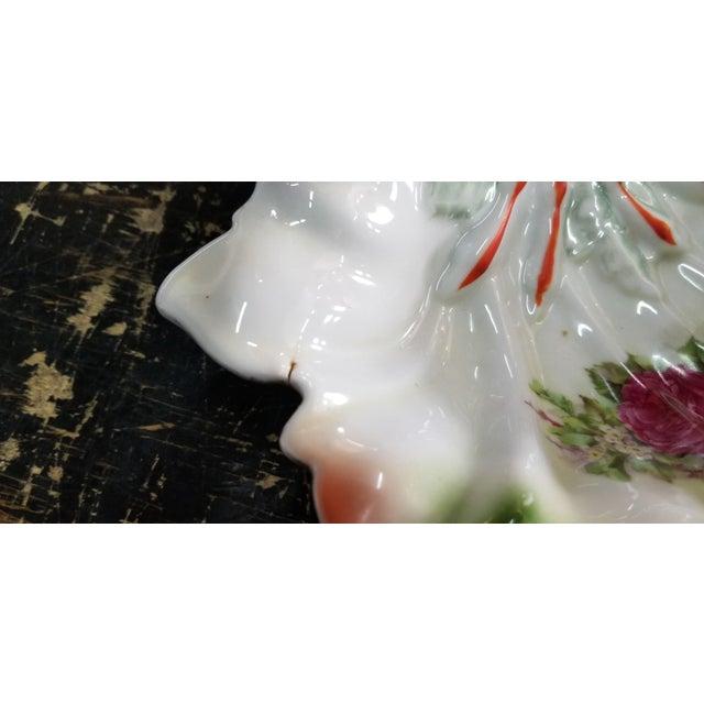 Antique Lobster Bowl For Sale - Image 4 of 8